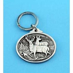 Deer Keychain Buck