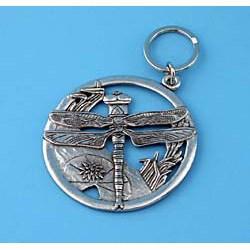 Dragonfly Keychain