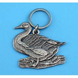 Geese Keychain