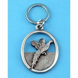 Pheasant Keychain