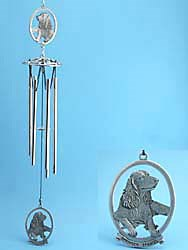 Springer Spaniel Windchime