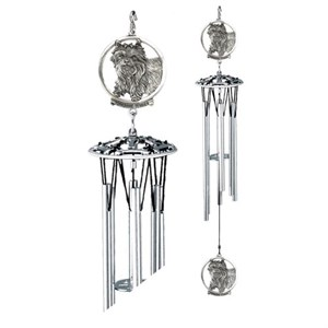Yorkshire Terrier Windchime
