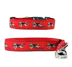 Airedale Terrier Collar & Leash