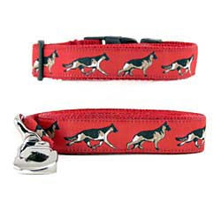German Shepherd Collar & Leash