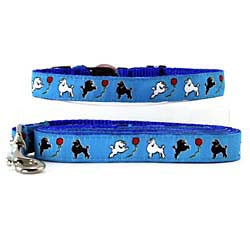 Toy Poodle Collar & Leash