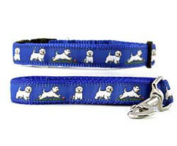 West Highland Terrier Collar & Leash