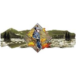 Blue Jay T-Shirt - Scenic