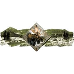 Moose T-Shirt - Scenic