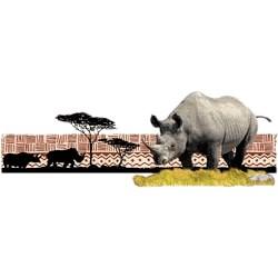 Rhinoceros T-Shirt - Scenic