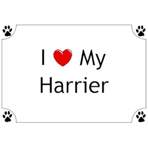 Harrier T-Shirt - I love my