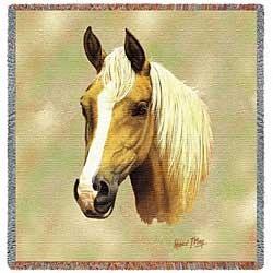 Palomino Horse Blanket