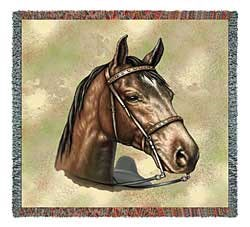 Saddlebred Horse Blanket