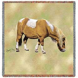 Shetland Pony Blanket