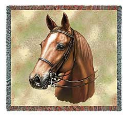 Tennessee Walking Horse Blanket