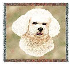 Bichon Frise Blanket