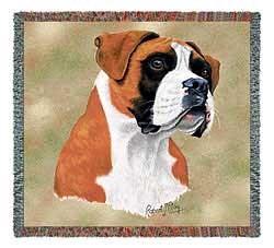 Boxer Blanket