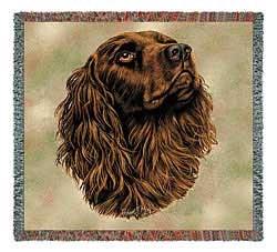 Boykin Spaniel Blanket
