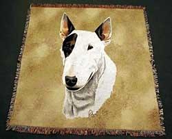 Bull Terrier Blanket