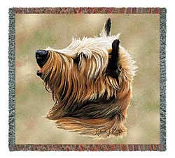 Cairn Terrier Blanket