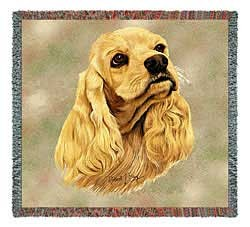 Cocker Spaniel Blanket