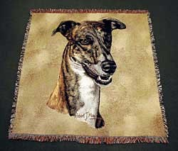 Greyhound Blanket
