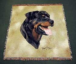 Rottweiler Blanket