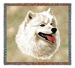 Samoyed Blanket