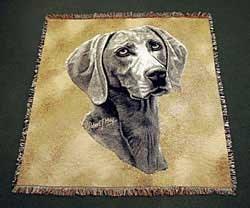 Weimaraner Blanket