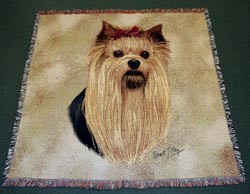 Yorkshire Terrier Blanket
