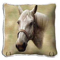 Quarter Horse Pillow