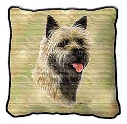 Cairn Terrier Pillow