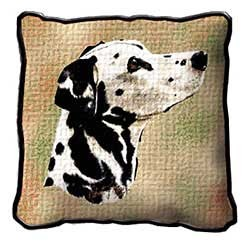 Dalmatian Pillow