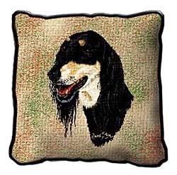 Saluki Pillow