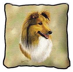 Shetland Sheepdog Pillow