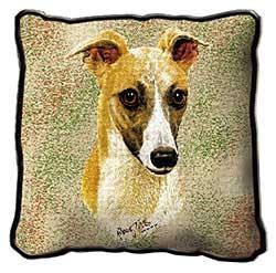 Whippet Pillow