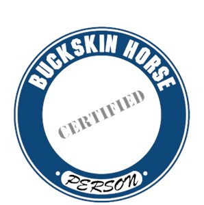 Buckskin Horse T-Shirt - Certified Person