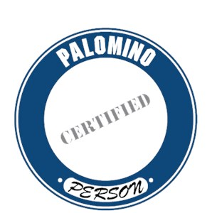 Palomino Horse T-Shirt - Certified Person