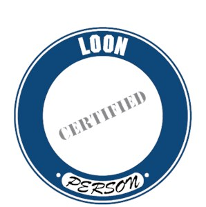 Loon T-Shirt - Certified Person