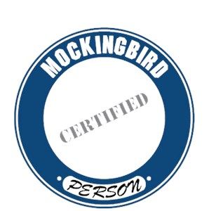 Mockingbird T-Shirt - Certified Person