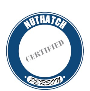 Nuthatch T-Shirt - Certified Person
