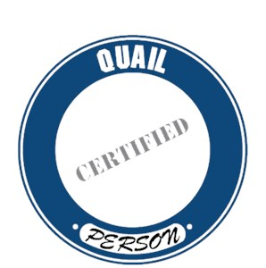 Quail T-Shirt - Certified Person