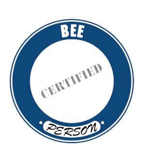 Bee T-Shirt - Certified Person
