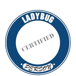 Ladybug T-Shirt - Certified Person