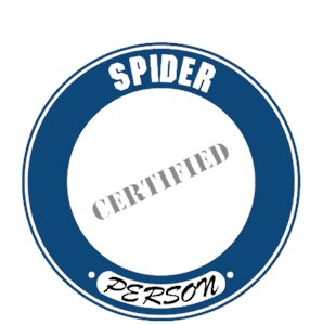 Spider T-Shirt - Certified Person