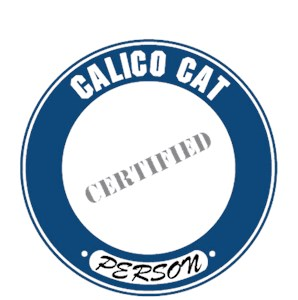 Calico Cat T-Shirt - Certified Person