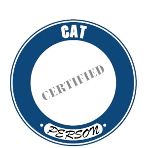 Cat T-Shirt - Certified Person