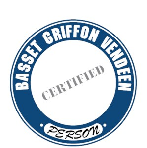 Basset Griffon Vendeen T-Shirt - Certified Person