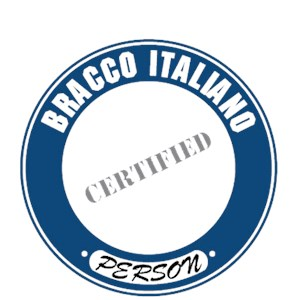 Bracco Italiano T-Shirt - Certified Person