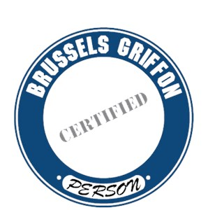 Brussels Griffon T-Shirt - Certified Person