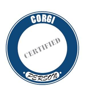 Corgi T-Shirt - Certified Person